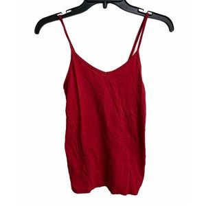 Forever 21 Tops - Red Forever 21 Tank Top